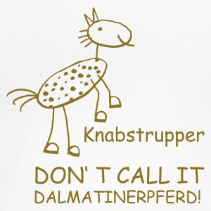Weiß dont_call_it_dalmatinerpferd T-Shirts - Frauen Premium T-Shirt