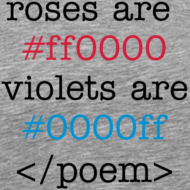 Roses are CSS