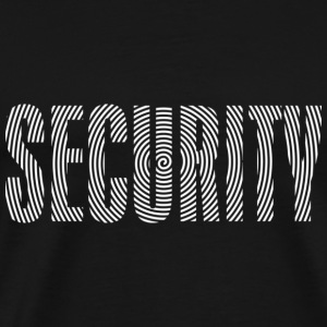 SECURITY | Männershirt XXXL - Männer Premium T-Shirt
