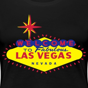 Welcome to Fabulous lAS VEGAS t-shirt - Women's Premium T-Shirt