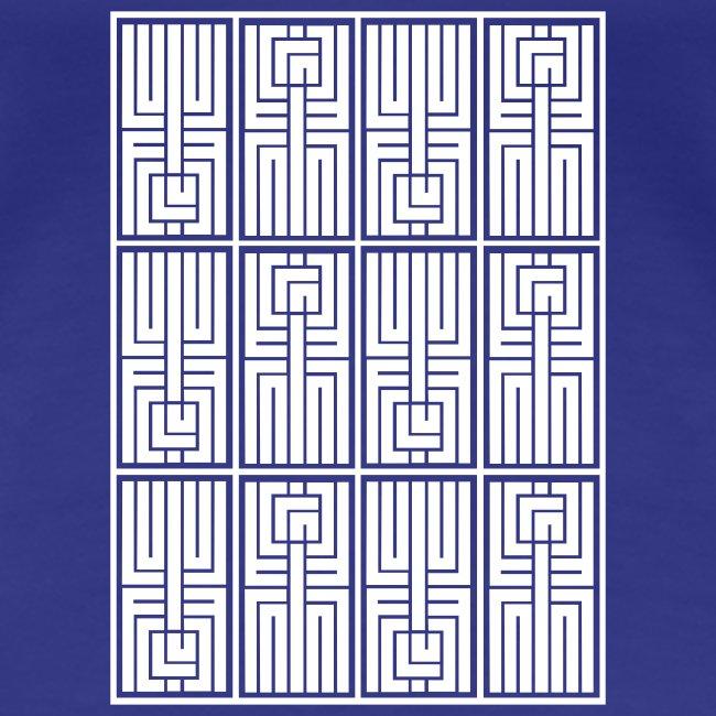 L U F C AZTEC - CRYPTIC L U F C DESIGN