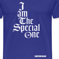 Design ~ I Am the Special One - Men's T-Shirt