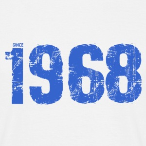 Since 1968 - Mannen T-shirt