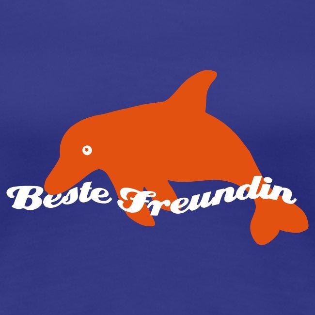 Beste Freundin-Shirt