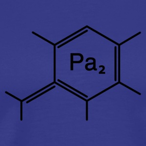 :: chemical papa :-: - Herre premium T-shirt
