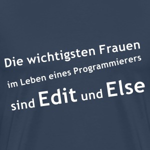 EDIT & ELSE - Männer Premium T-Shirt