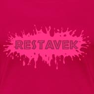 Motiv ~ T-Shirt Frau Restavek Splash 02 © by kally ART®