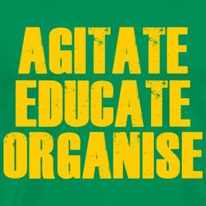 agitateeducateorganise_yellow