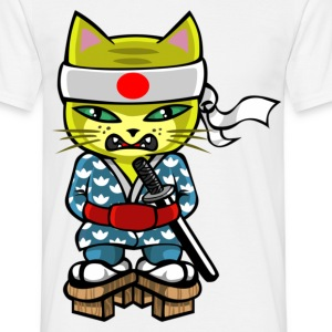 Cat murai - Men's T-Shirt