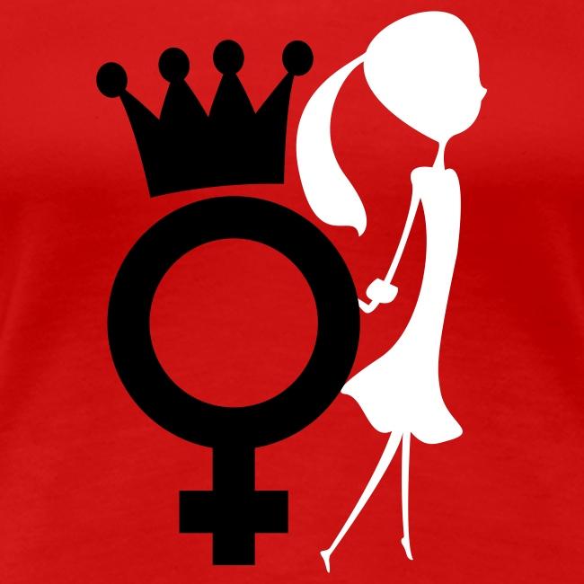 Drama Queen Little-Queen T-Shirt