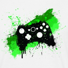 Box Graffiti Gamer T-Shirts