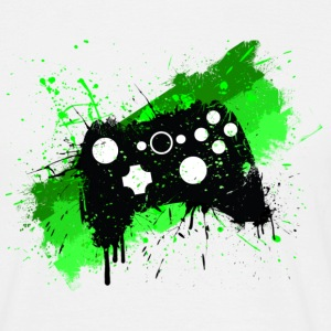 Box Graffiti Gamer T-Shirts - Men's T-Shirt
