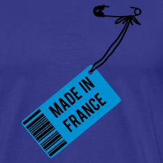 Sky Made in France Men's T-Shirts