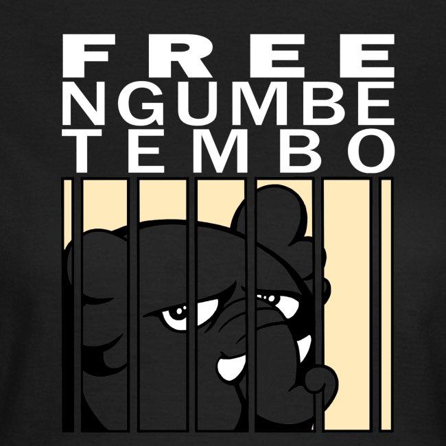 Free Ngumbe - Frauenshirt