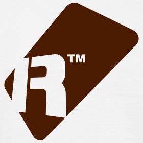 Design ~ Men's T-Shirt - Brown Renoise Tag