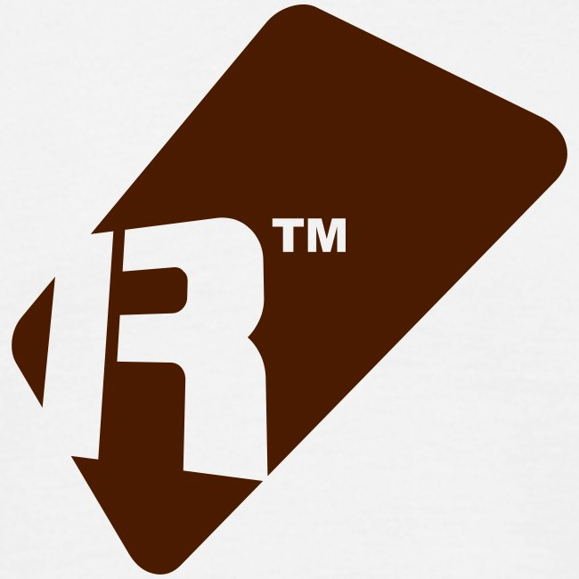 Men's T-Shirt - Brown Renoise Tag