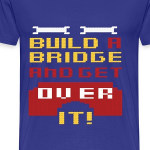 BRICK BRIDGE - Men's Premium T-Shirt