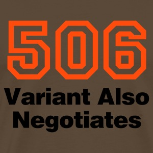 Braun Error 506 © T-Shirts - Premium T-skjorte for menn