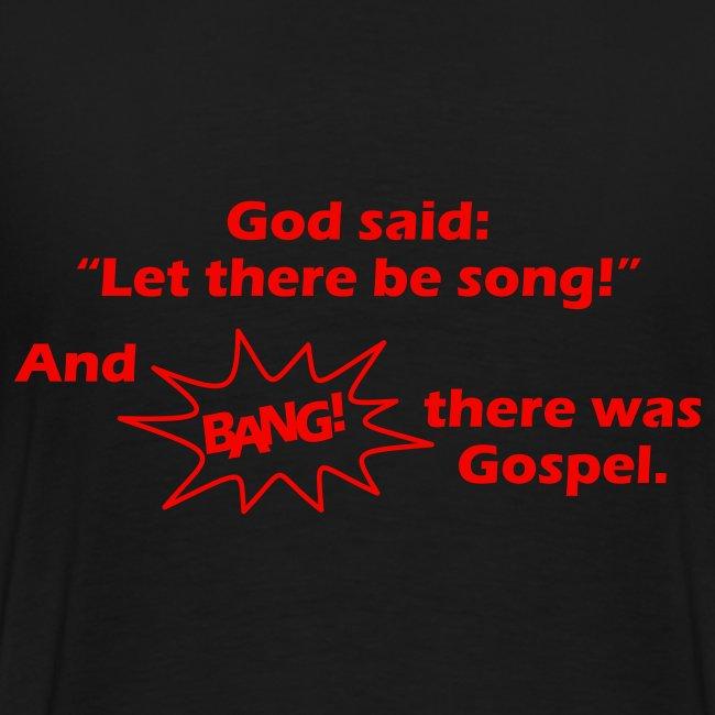 """""""Big Gospel Daddy""""-Shirt"""