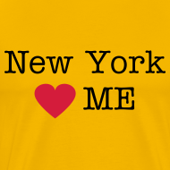 Ontwerp ~ New York Loves Me
