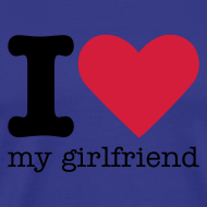 Ontwerp ~ I Love my Girlfriend