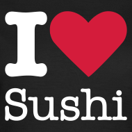 Ontwerp ~ I Love Sushi