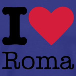 I Love Roma T-Shirts - Men's Premium T-Shirt