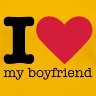 Ontwerp ~ I Love my Boyfriend