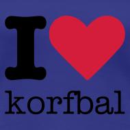 Ontwerp ~ I Love Korfbal