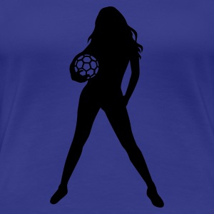 BALL Girl - Frauen Premium T-Shirt