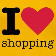 Ontwerp ~ I Love Shopping