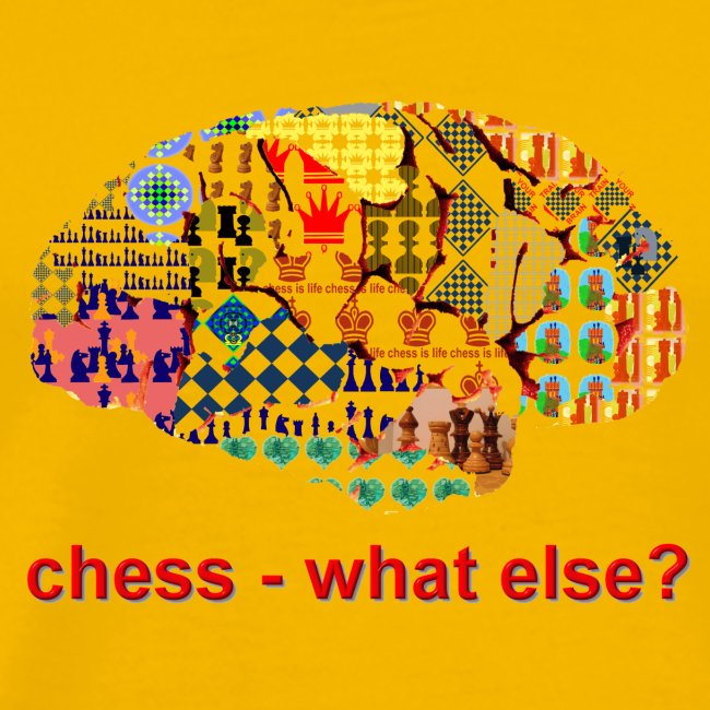 chess - what else?