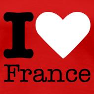 Ontwerp ~ I Love France