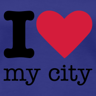 Ontwerp ~ I Love My City