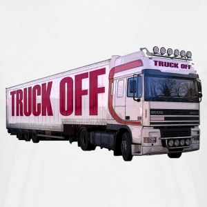 Truck off - Men's T-Shirt
