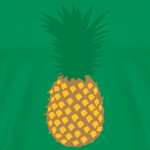 Pineapple T-skjorter - Premium T-skjorte for menn