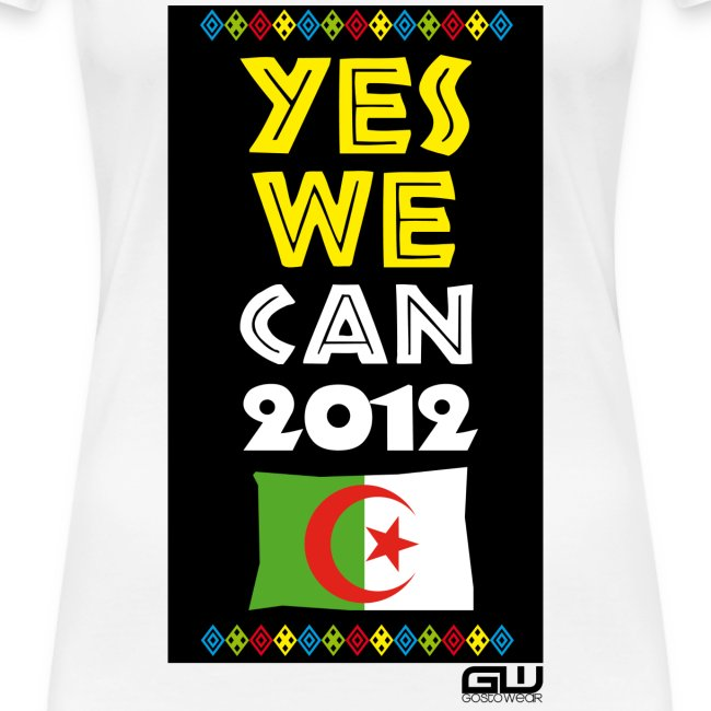 Algérie Yes We Can 2012