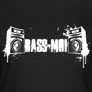 bass-moi baise-moi bass lautsprecher speaker soundsystem T-shirts - Vrouwen T-shirt