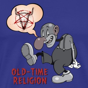 old_time_religion T-Shirts - Men's Premium T-Shirt