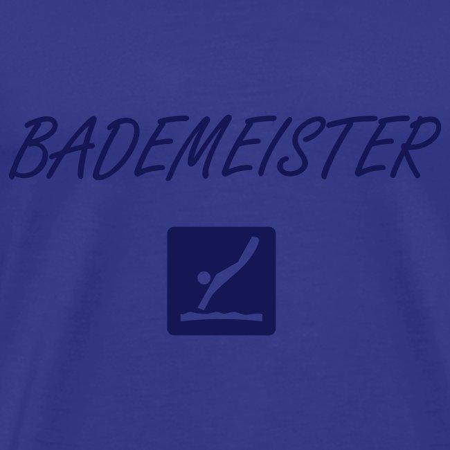 Bademeister + Backprint