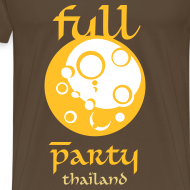 Design ~ Full Moon Party Thailand for men with style