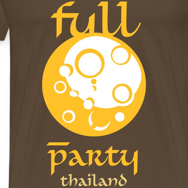 Full Moon Party Thailand for men with style