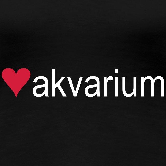 Elsker akvarium!