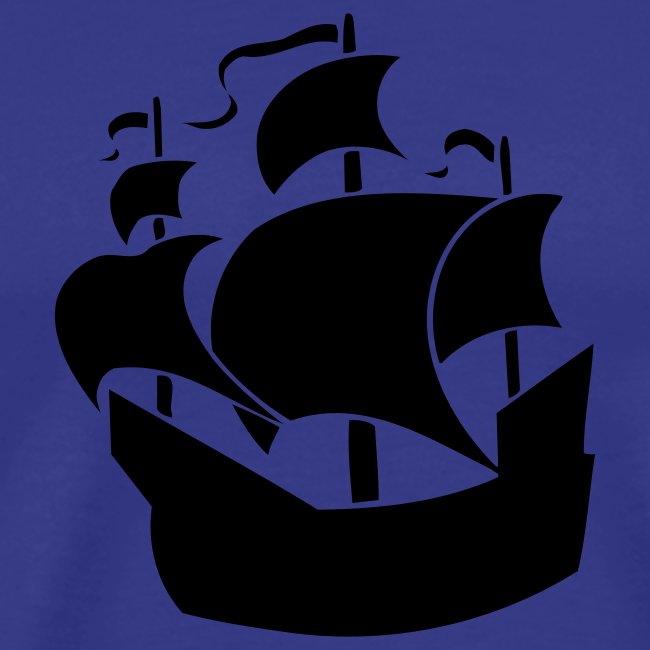 Ship Mens Classic T-Shirt