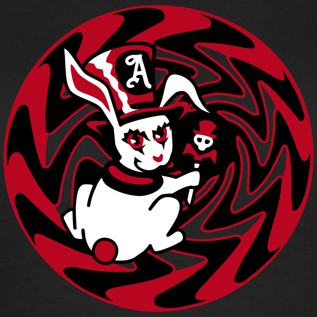 Rabbit Hole-Red
