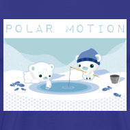 Design ~ Polar Motion Mens Shirt