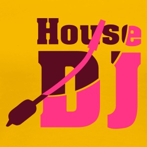 Light pink housedj_2 T-shirts - Vrouwen Premium T-shirt