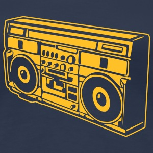 Radio T-Shirts - Frauen Premium T-Shirt