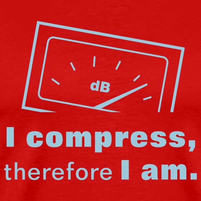 I compress, therefore I am