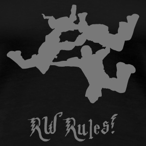 RW Rules! - Women's Premium T-Shirt